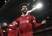 Salah saves Liverpool; Man United draws again