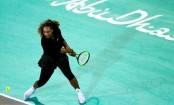Serena Williams 'excited to be back' on making return to tennis after giving birth