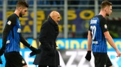 Inter without a win in 4 league games after draw with Lazio