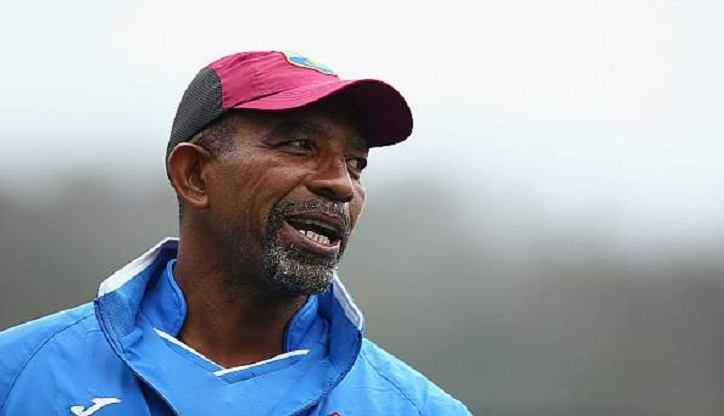 Simmons named Afghanistan coach