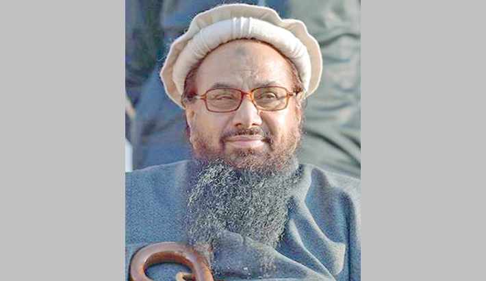 Palestine recall envoy to Pakistan over appearance with Hafiz Saeed