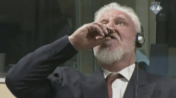 Slobodan Praljak suicide 'could not have been prevented'