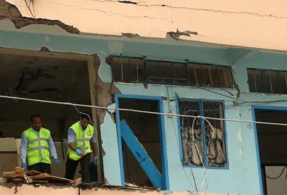 Militant arrested over Panthapath hotel blast