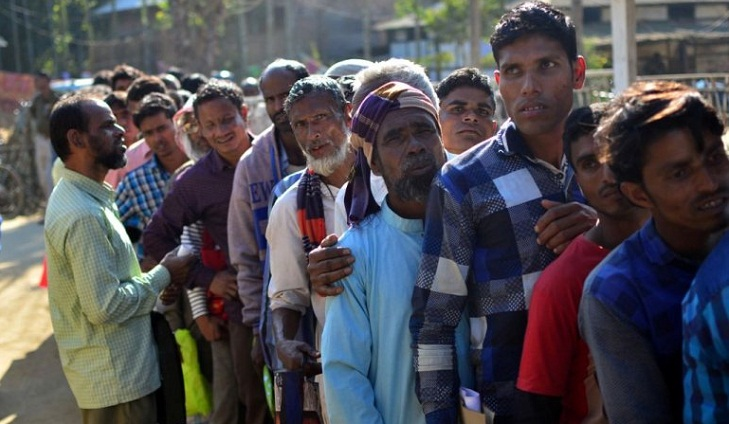 Indian state leaves 13 million citizens off register
