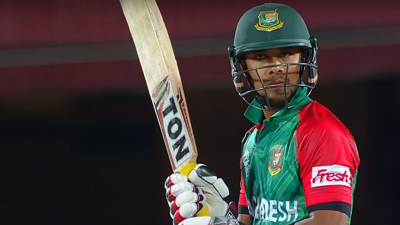 Sabbir out of BCB contract, banned from domestic cricket for 6 months