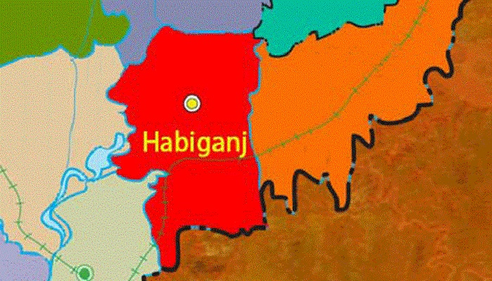 Three killed in Habiganj road accident