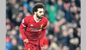 Salah fires Liverpool, Lukaku injured in United draw