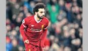 Salah fires Liverpool, Lukaku injured in United draw