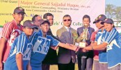 Inter-house sports held in M'singh and Feni Girls Cadet Colleges