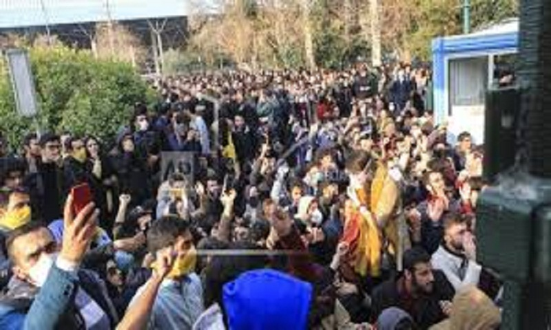 Iran: 450 protesters arrested over 3 days in Tehran