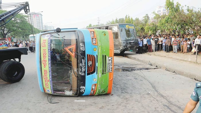 Road fatalities marked a rise in 2017: NCPSRR