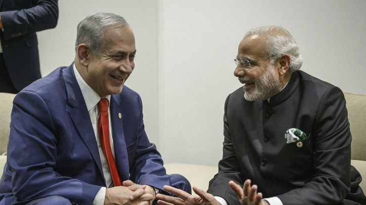 India buys Israeli missiles ahead of Netanyahu visit