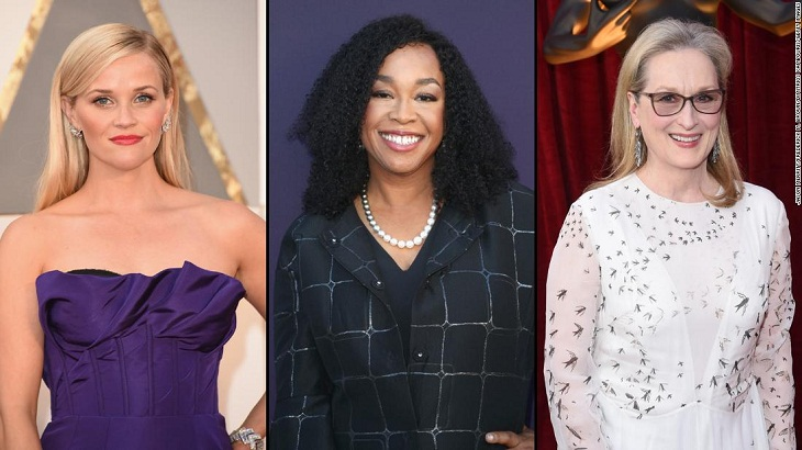 Witherspoon, Rhimes among founders of anti-harassment group
