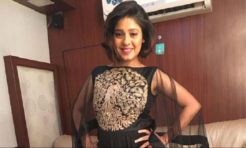 Singer Sunidhi Chauhan gives birth to a baby boy