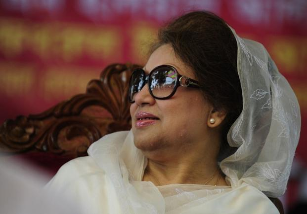 Arrest warrant issued for Khaleda in Comilla arson case