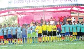Enrich football tourney held