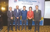 Year of Silk Road Tourism promoted in Bangladesh