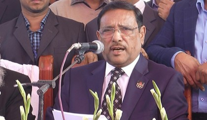 Quader upbeat about fair polls, BNP's participation
