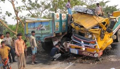 Road casualties jump 26pc last yr