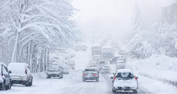 Cold wave grips much of United States