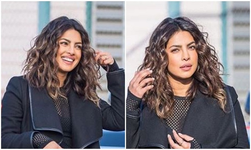 Priyanka Chopra: I love when people 'stalk' me