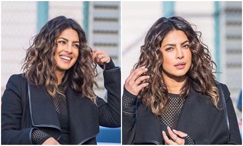 Priyanka Chopra: I love when people 'stalk' me