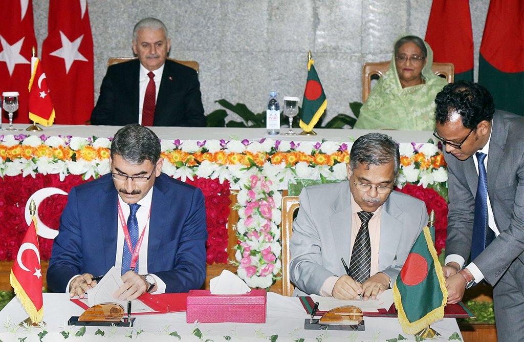 Dhaka, Ankara keen to boost ties on all fronts