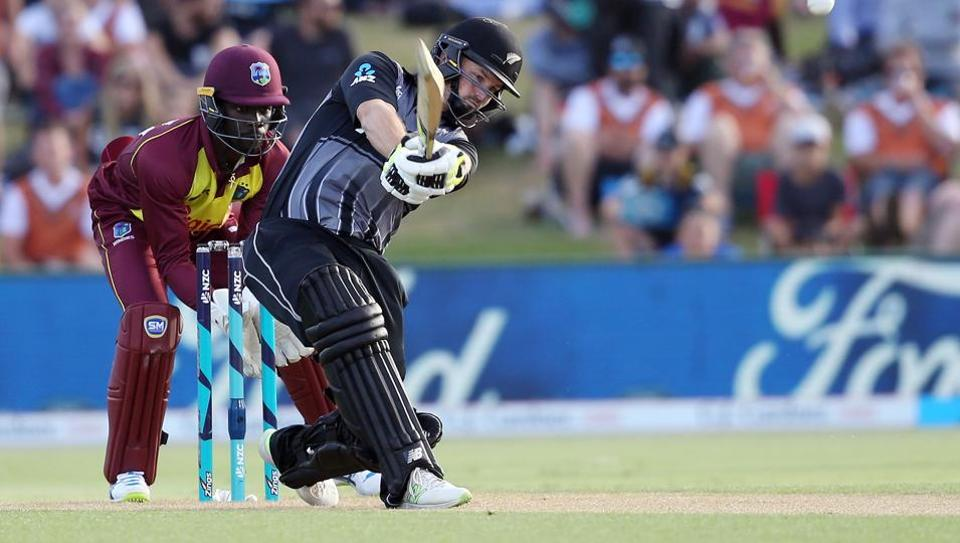 New Zealand wins toss, bats in 3rd T20 against West Indies