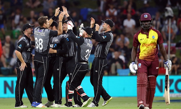Munro blasts record century as New Zealand crush Windies