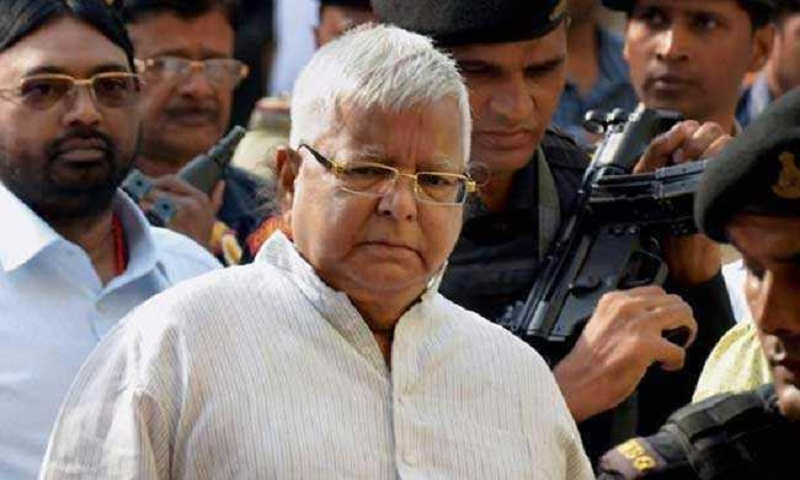 Lalu Yadav to be sentenced today in fodder scam case