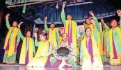 Ayna Bibir Pala at Shilpakala today