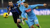 Napoli out of Italian Cup after 2-1 defeat to Atalanta