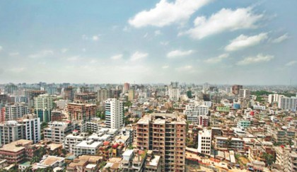 Living cost in Dhaka  soars 8.44pc in '17