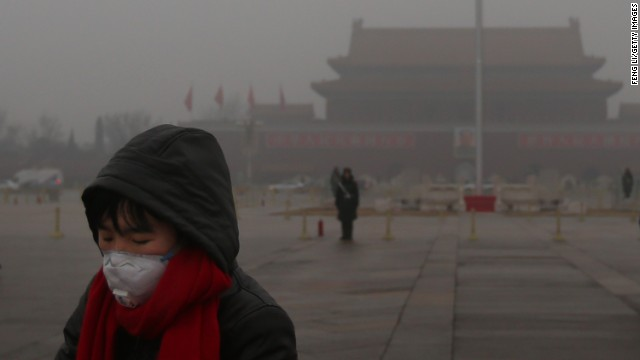 Beijing records best air quality in five years in 2017