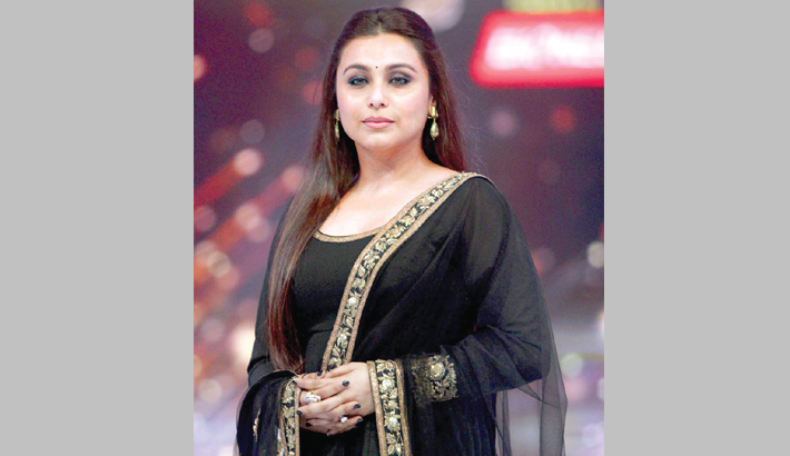 Rani shot for Hichki while she was pregnant