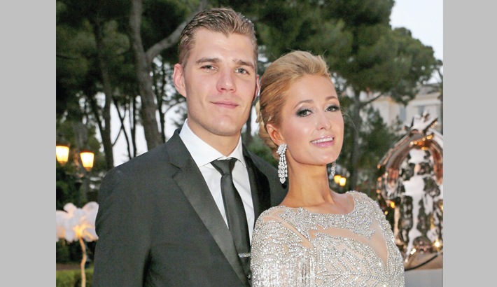 Paris Hilton engaged to Zylka