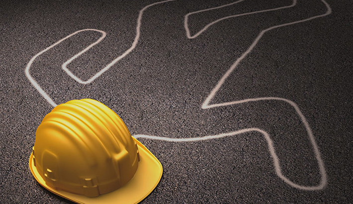 4,857 die in workplace  accidents in 11 years