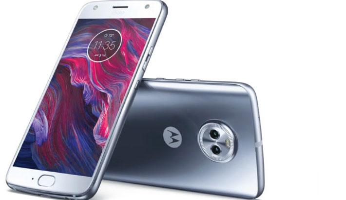Motorola Moto X4A Premium Phone