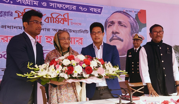 Khaleda Zia has no ability to build Padma Bridge: PM