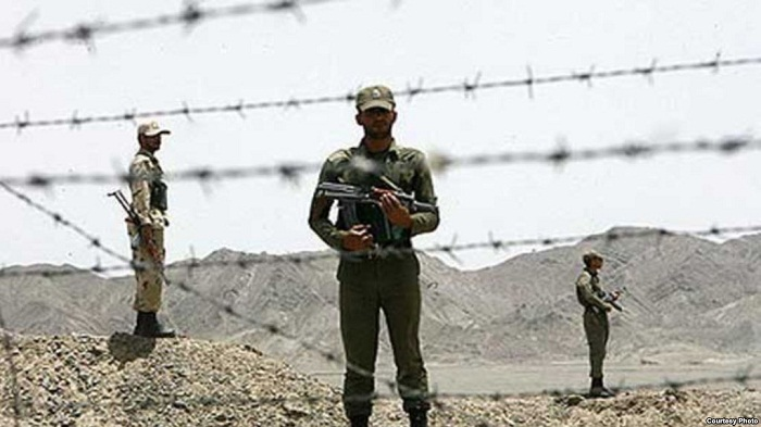 3 Iran security force members killed in border clash