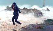 Storm Eleanor  barrels through  Europe