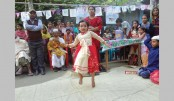 A cultural fest that enthrals rural kids