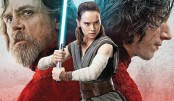 'Star Wars' rides high as Disney celebrates another $6b year