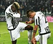 Holders Juventus into Italian Cup semi-finals