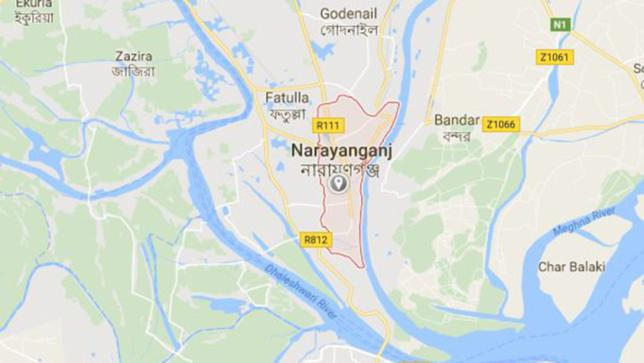 Woman, grandson found dead in Narayanganj