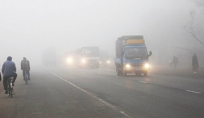 Cold wave sweeps across country