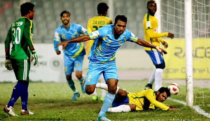 Dhaka Abahani retain BPL crown by drowning Sk Jamal