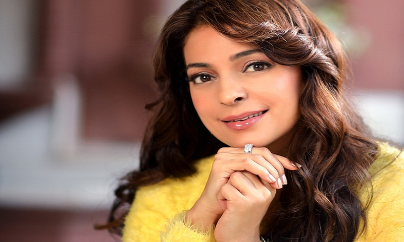 Juhi Chawla's kids not thinking of Bollywood