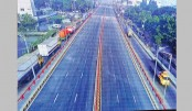 Country's first-ever 6-lane flyover opens to traffic