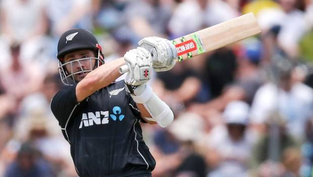 Williamson ton helps New Zealand to 315-7 in 1st ODI vs Pakistan